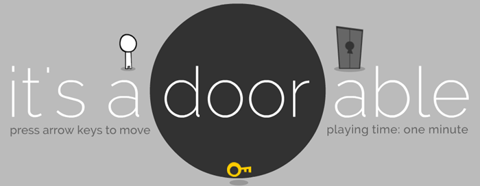 it's a door able表白游戏在哪里玩?官方网址是多少?怎么玩?