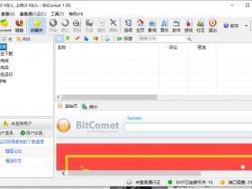 BitComet(比特彗星)  1.59 绿色版