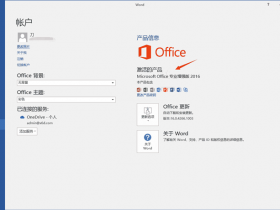Microsoft Office 2016 专业增强版+激活工具