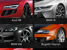 跑车声音模拟器 APP 模拟各种跑车的声音
