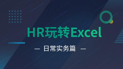 王洋《HR玩转Excel -日常实务篇》